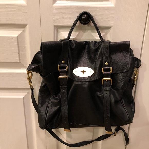 e275f5abba86 Mulberry Bags | Alexa In Extra Large Black | Poshmark